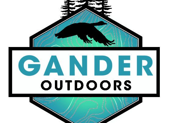 Gander Outdoors logo contest entry