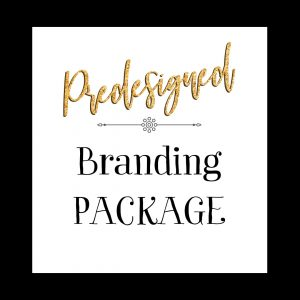 Beautifully designed brand package, perfect for the spiritual business.