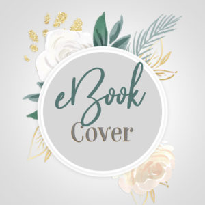 Floral premade eBook cover