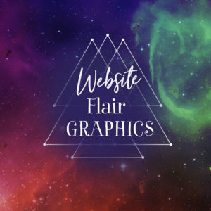 Website Flair Graphics