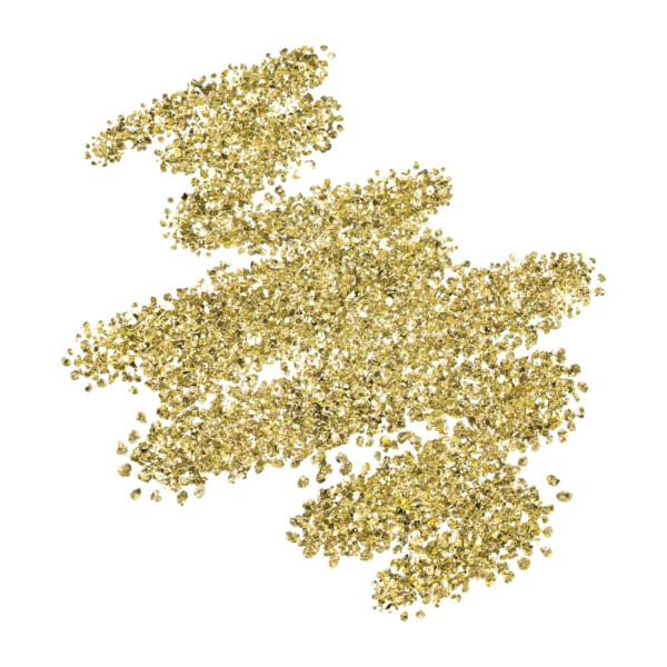 Fun and decorative gold glitter squiggleswoosh embellishments liven up your project, use this clipart to liven up your website or brand!